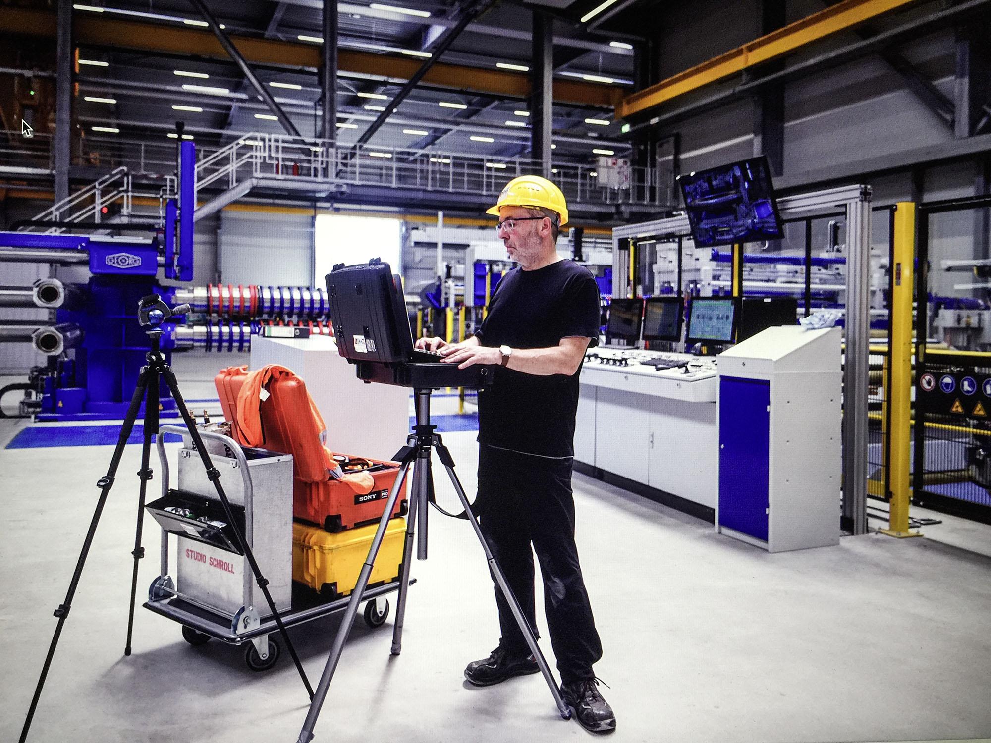 Industriefotografie